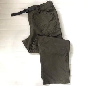 The North Face Hiking Outdoor Convertible Pants